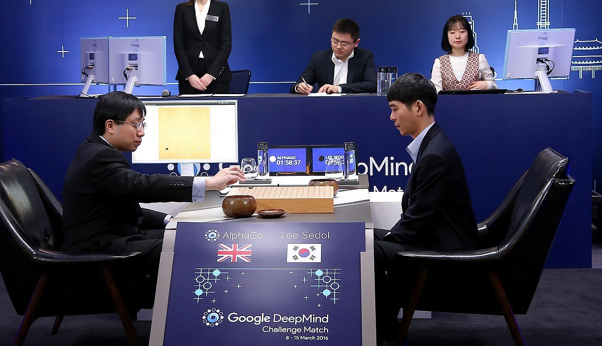 AI can beat humans in board games and quizzes