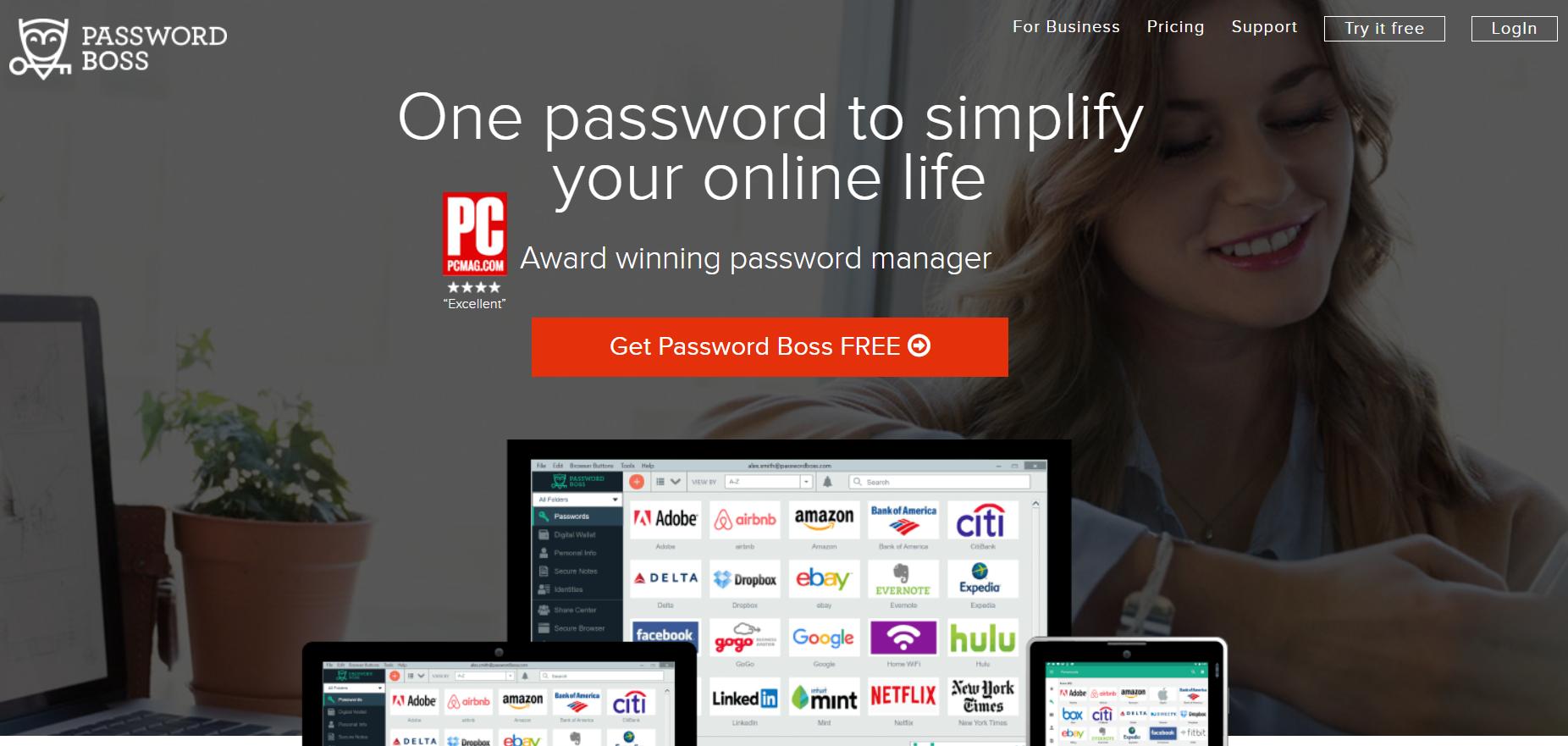 Password Boss1
