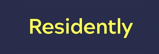 Residently logo
