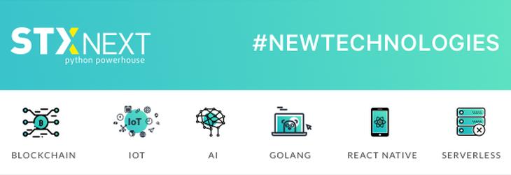 New Technologies at STX Next