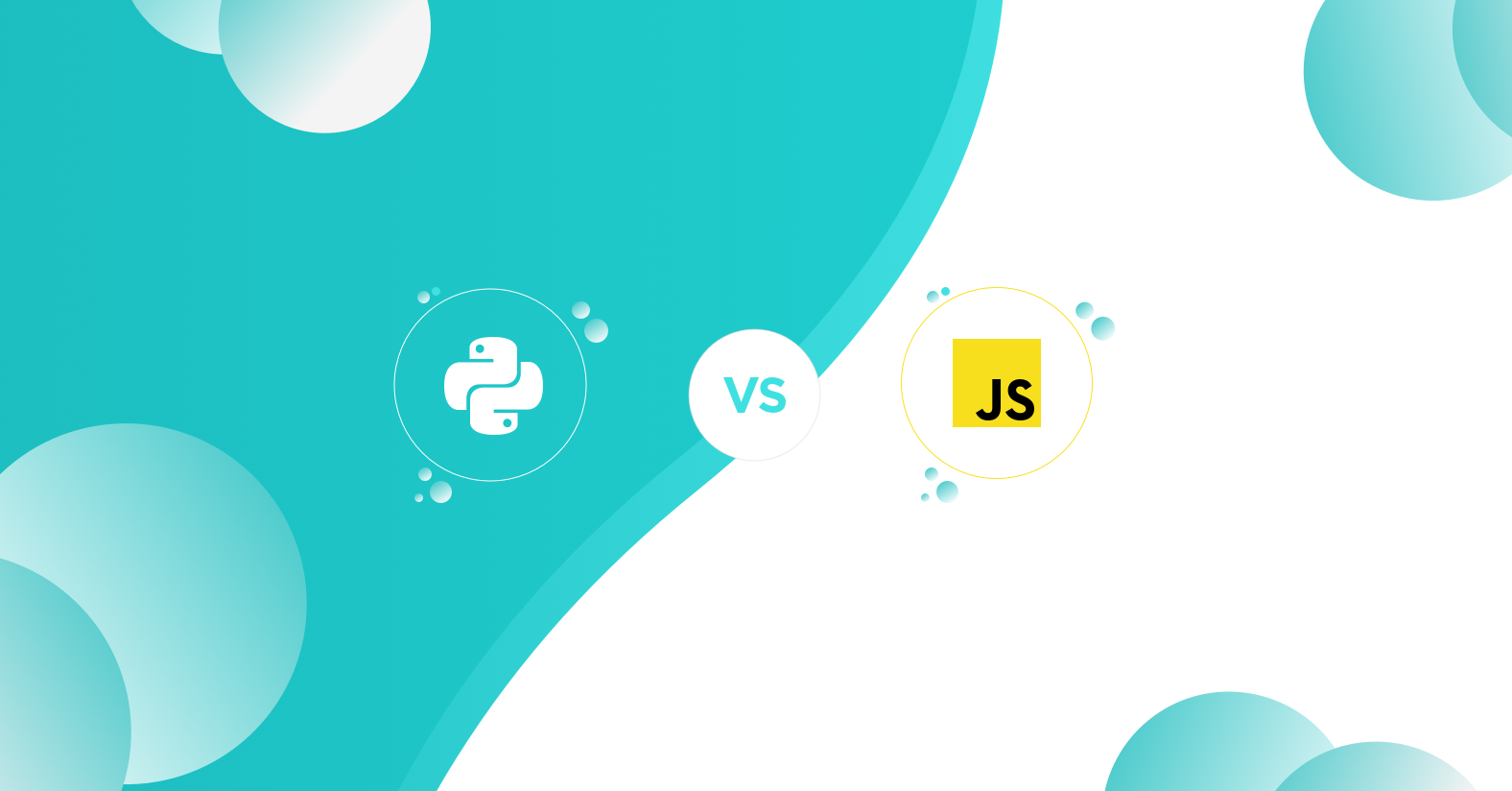 Python vs. JavaScript