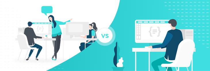 In-House Development vs. Software Development Outsourcing