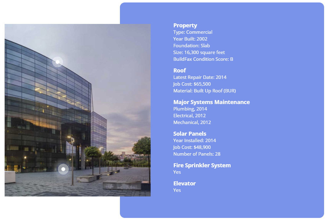 BuildFax - Property intelligence solutions for insurance - Case Study