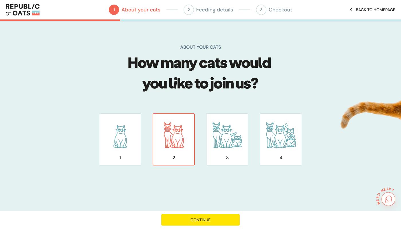 tails.com: Building Republic of Cats with Django - Project Portfolio