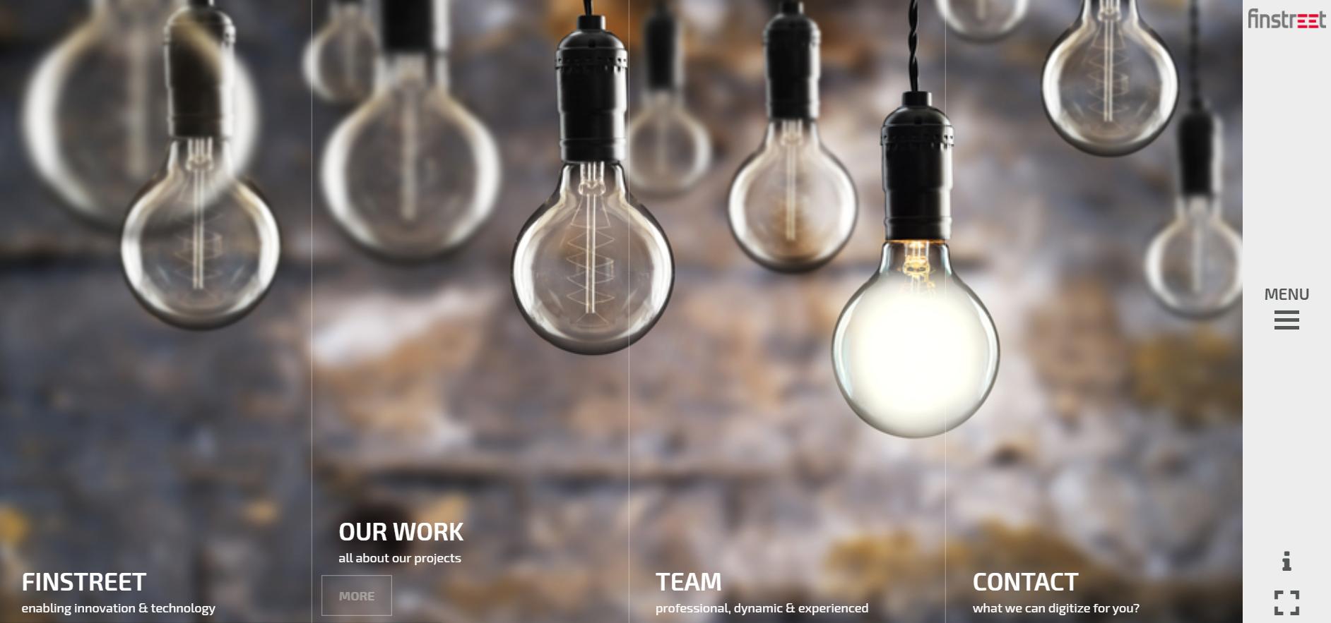 German Innovative Financial & Technology Solutions Platform - finstreet GmbH - Case Study