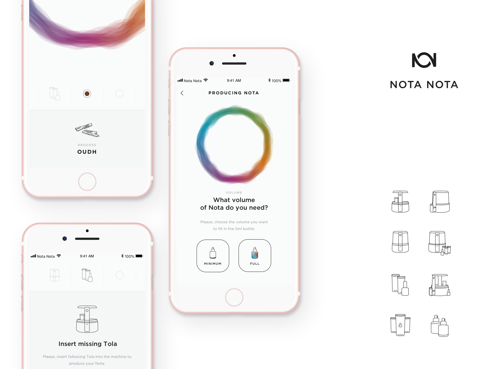 NOTA NOTA - Saudi Arabian IoT App Built with React Native and Django