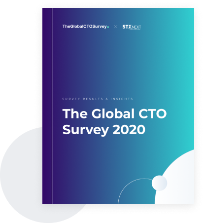 global cto survey 2020 cover